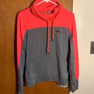 PINK sweatshirt crewneck like